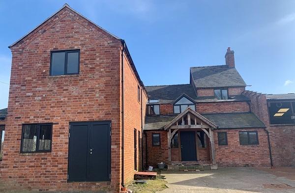 Farmhouse in Shropshire