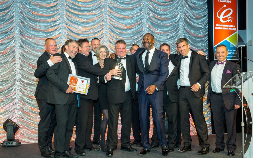 Ground Sun and Eton Manor RFC win National Energy Efficiency Award!