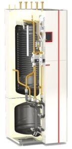 sPACE SAVING HEAT PUMP MULTIPWER